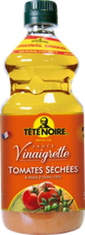 Vinaigrette aux tomates séchées et à l'huile d'olive, Tête Noire (55 cl)