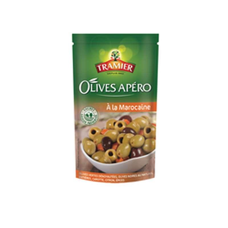 Olives à la marocaine, Tramier (150 g)