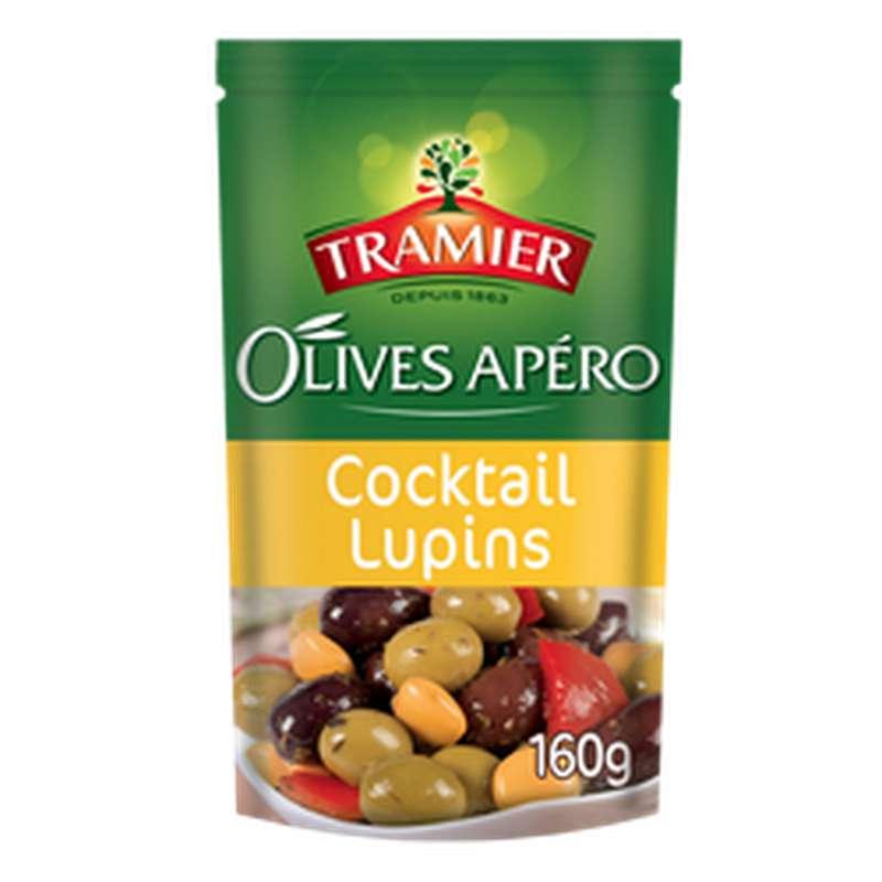 Olives cocktail lupins, Tramier (160 g)