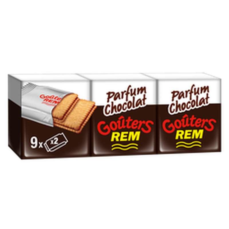 Goûters Rem Chocolat, Lu (x3, 375 g)