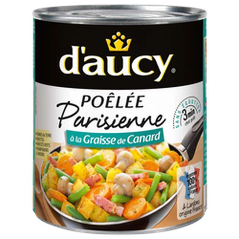 Poêlée Parisienne, D'aucy (265 g)