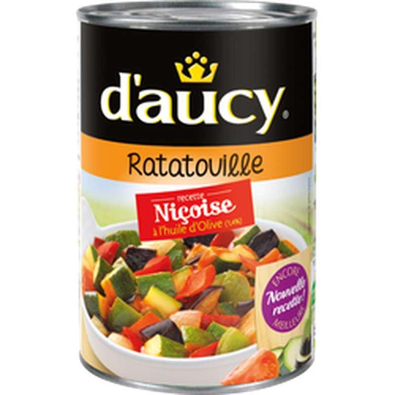 Ratatouille niçoise nouvelle Recette, Daucy (375 g)