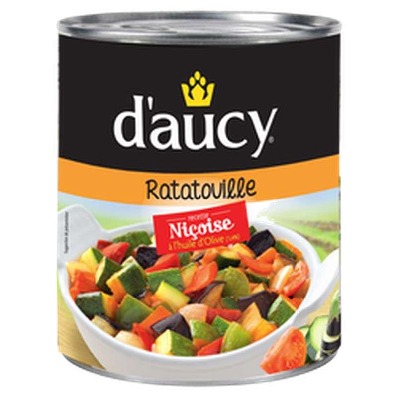 Ratatouille Niçoise Nouvelle Recette, d'Aucy (750g)