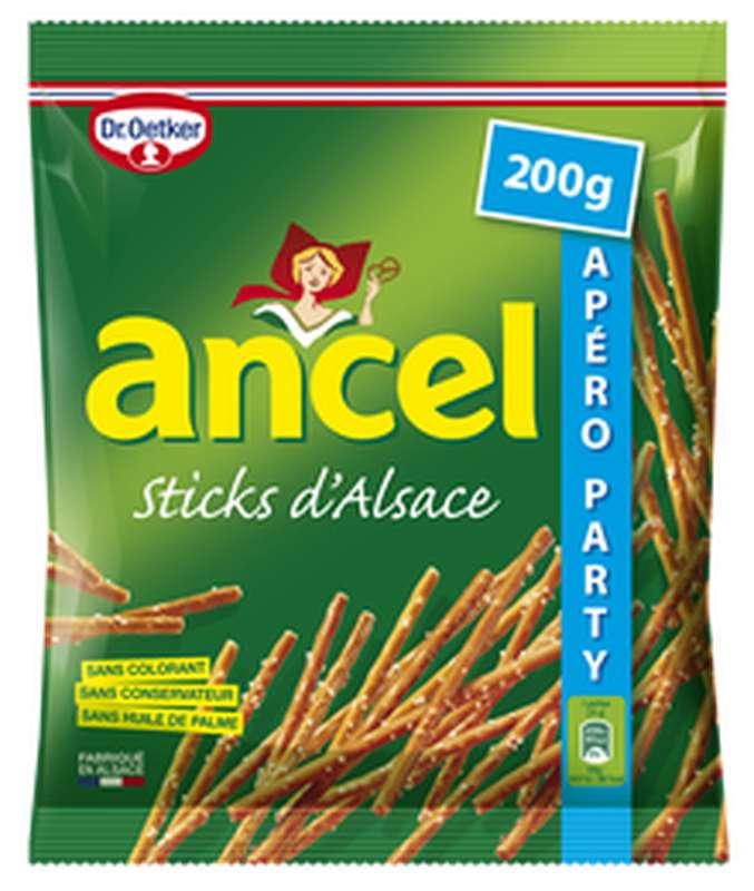 Sticks salés en sachet, Dr Oetker Ancel (200 g)