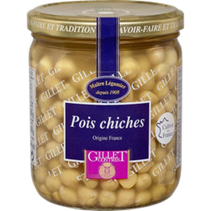Pois Chiches, Gillet Contres (265 g)
