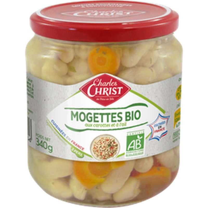 Mogettes cuisinées BIO, Charles Christ (340 g)