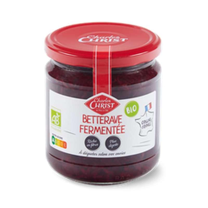 Betterave rouge fermentée BIO, Charles Christ (37 cl)