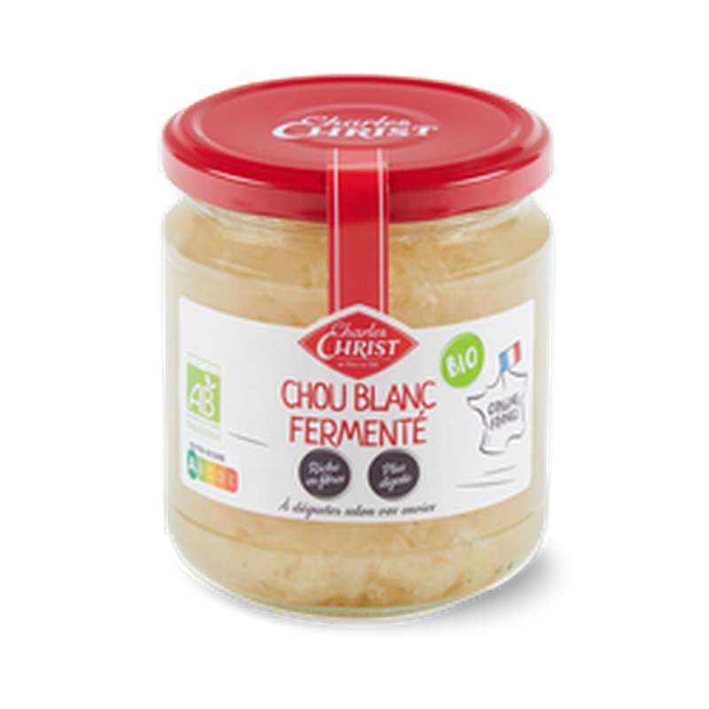 Chou blanc fermenté BIO, Charles Christ (37 cl)