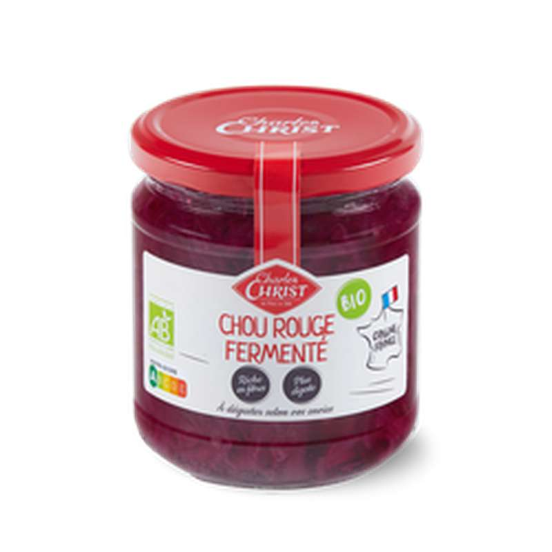 Chou rouge fermenté BIO, Charles Christ (37 cl)