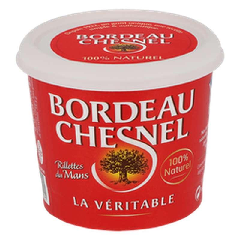 Rillettes du Mans pur porc, Bordeau Chesnel (110 g)