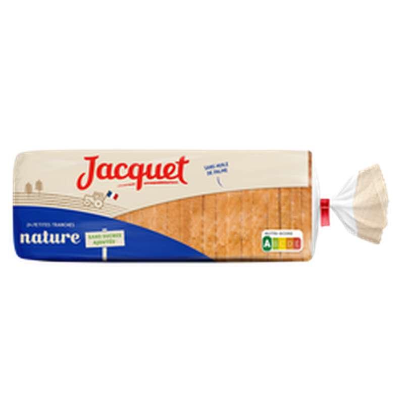 Pain de mie nature, Jacquet (450 g)