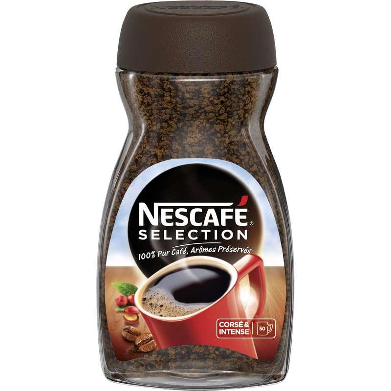 Café soluble selection, Nescafé (100 g)