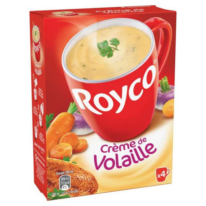 Crème de volaille, Royco   (80 cl)