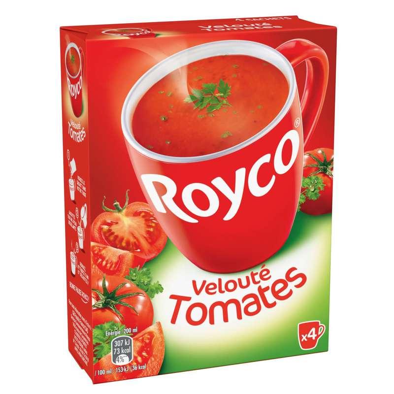 Soupe déshydratée à la tomate, Royco (80 cl)