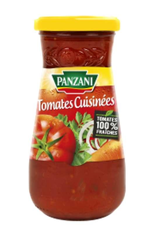 Sauce tomates cuisinées, Panzani (425 g)