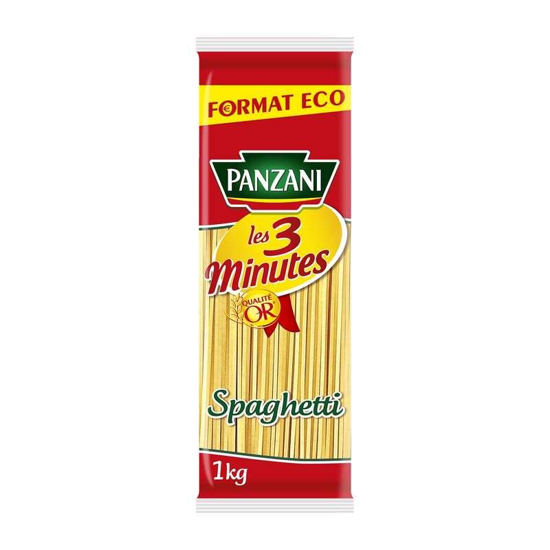 Spaghetti cuisson rapide, Panzani (1 kg)