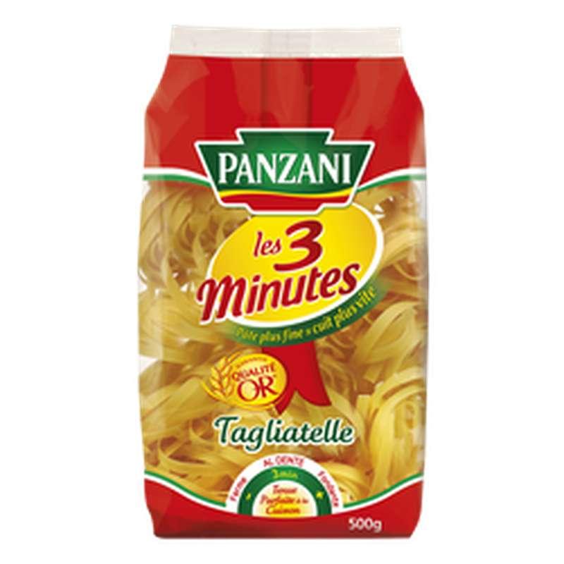 Pâtes tagliatelle cuisson rapide, Panzani (500 g)
