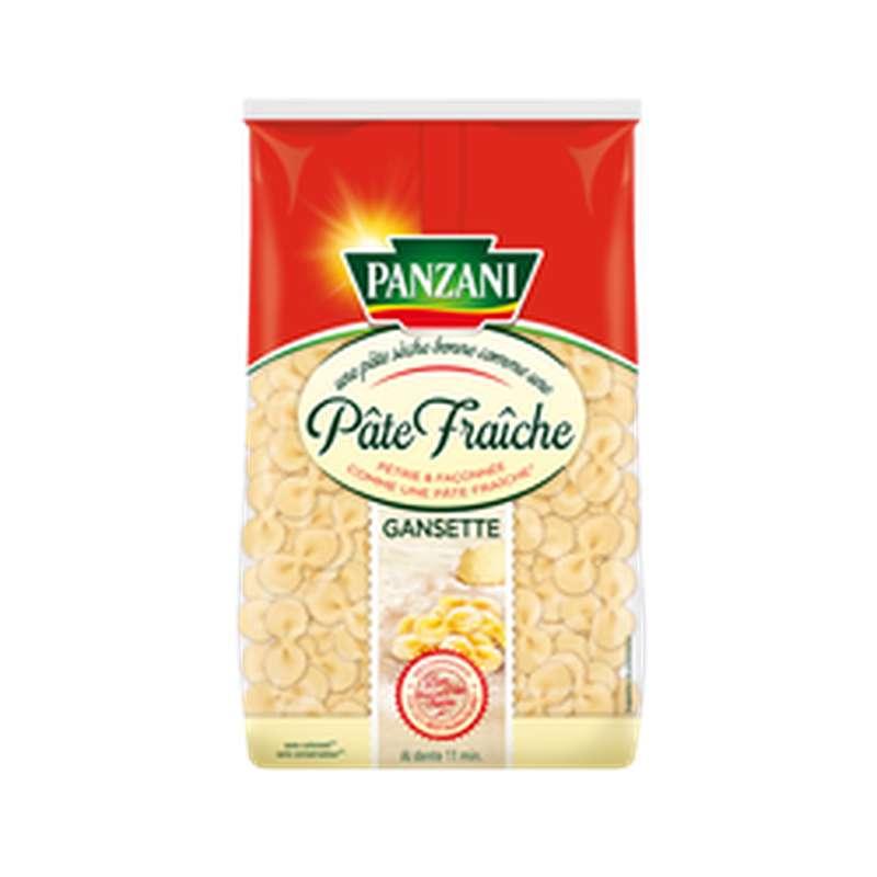 Gansettes Qualité pâtes fraîches, Panzani (400 g)