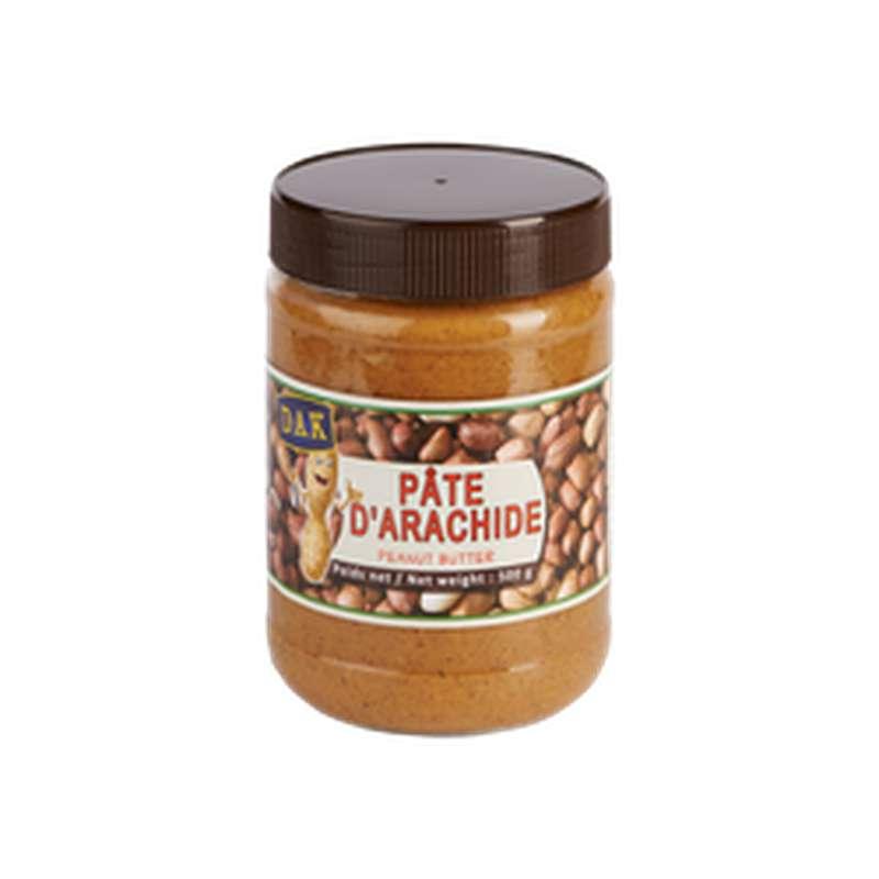 Pâte d'arachide, Africanuts Dak (500 g)
