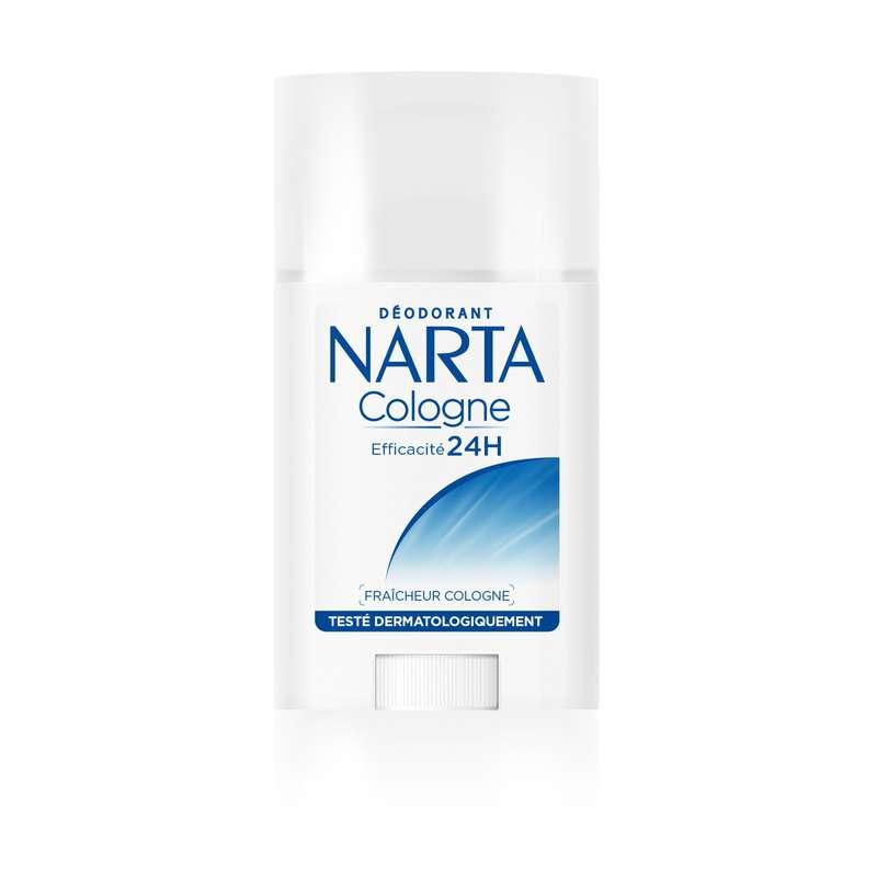 Déodorant fraîcheur cologne, Narta (50 ml)