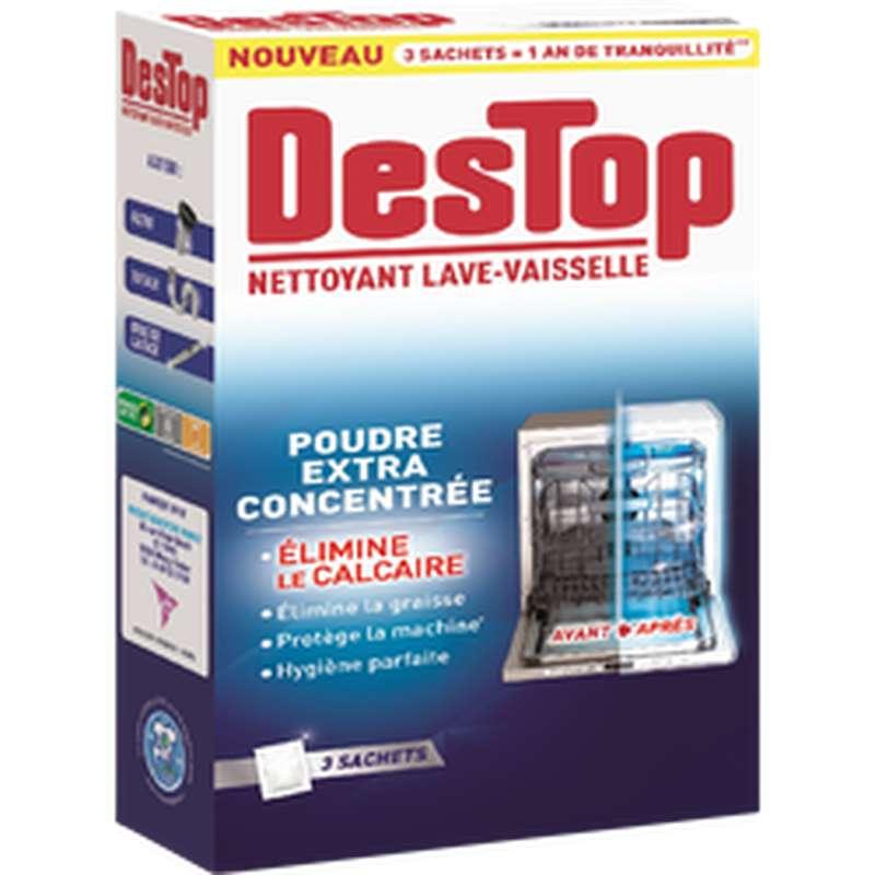 Nettoyant lave-Vaisselle, Destop (x3)