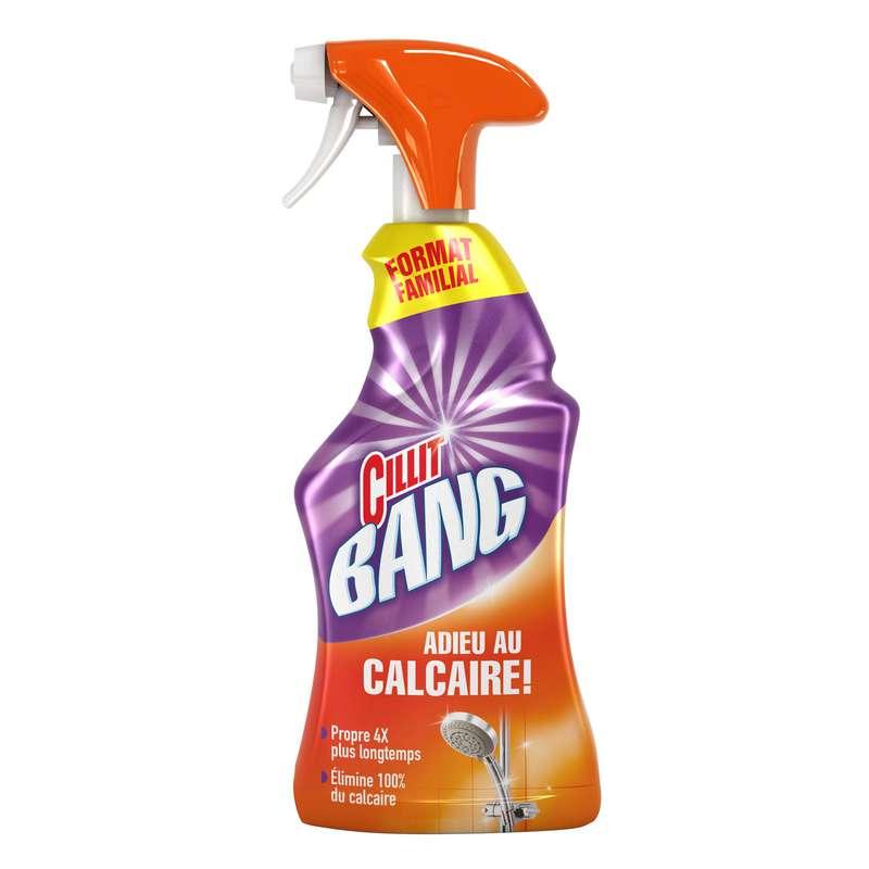 Nettoyant pistolet crasse et calcaire, Cillit Bang (900 ml)
