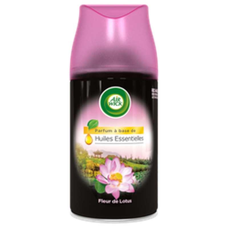 Recharge pour diffuseur Fresh Matic fleur de lotus, Air Wick (250 ml)