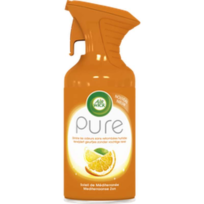 Désodorisant pure soleil, Air Wick (250 ml)