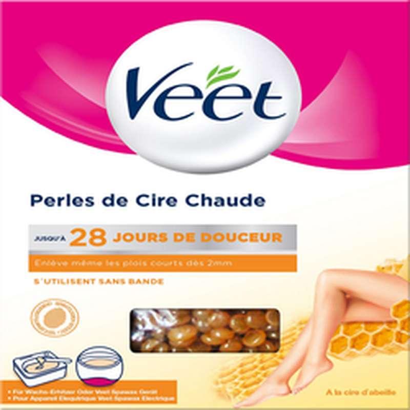 Perles de cire chaude, Veet (230 g)