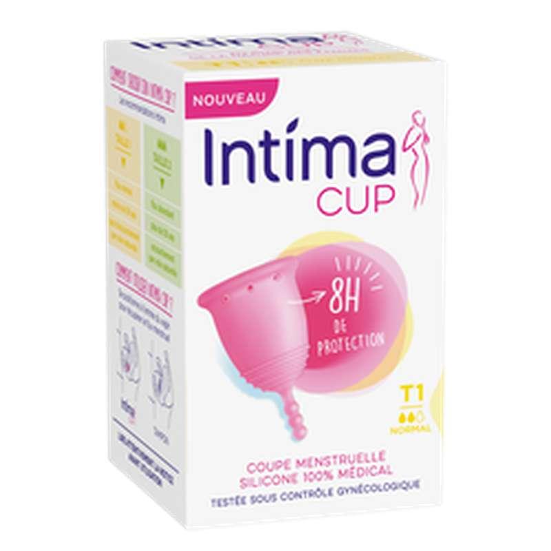 Cup flux régulier T1, Intima (x 1)