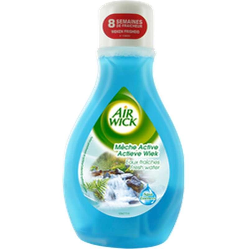 Mèche active senteur eaux fraîches, Air Wick (375 ml)