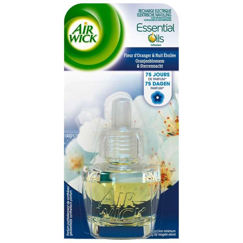 Recharge électrique fleur d'oranger, Air Wick (19 ml)