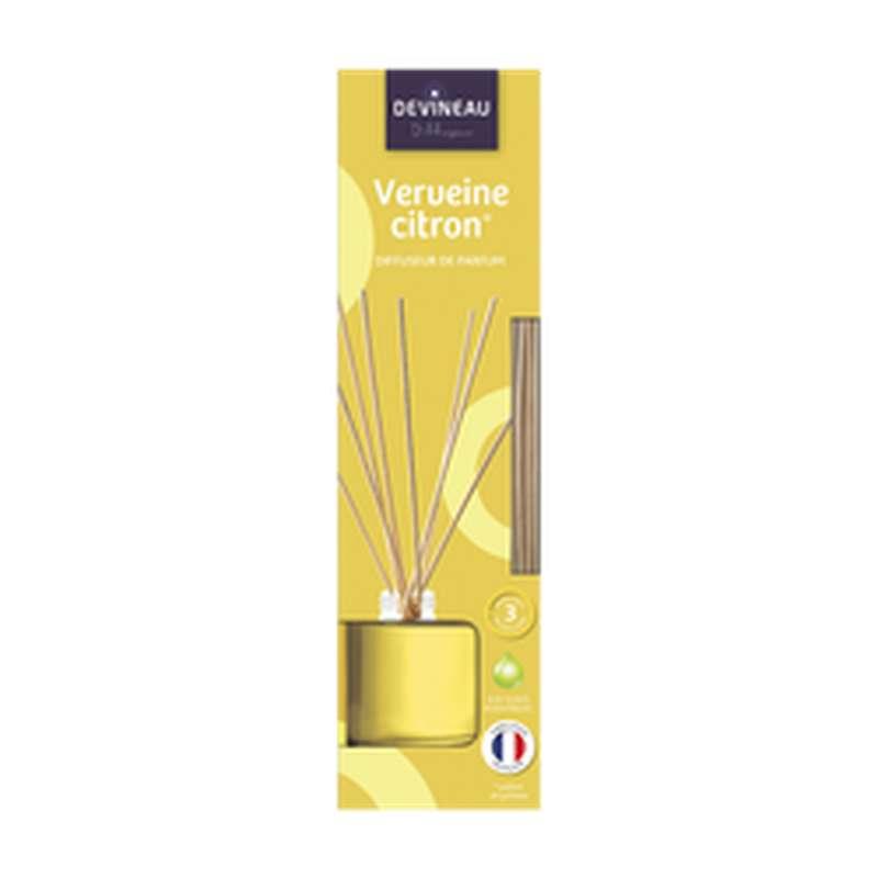 Diffuseur de parfum verveine citron, Devineau (50 ml)