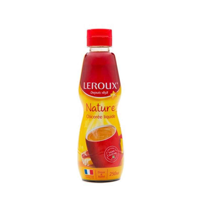 Chicorée liquide nature, Leroux (250 ml)
