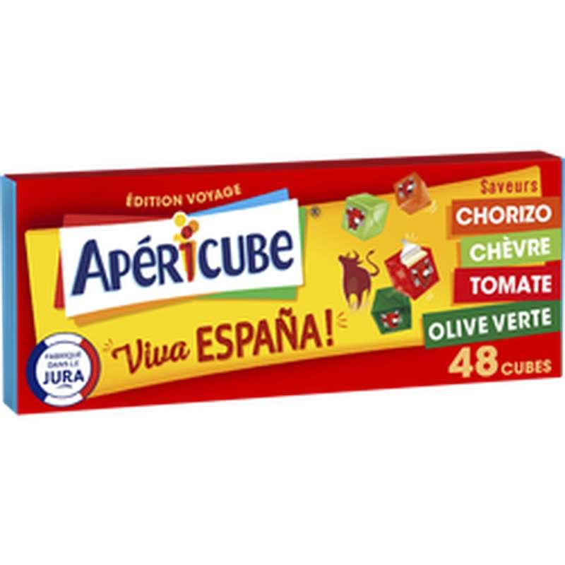 Apéricube Viva Espana (x 48, 250 g)
