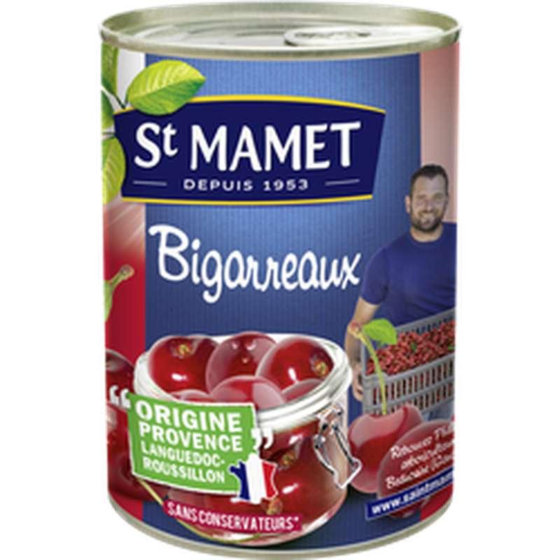 Bigarreaux au sirop, St Mamet (235 g)