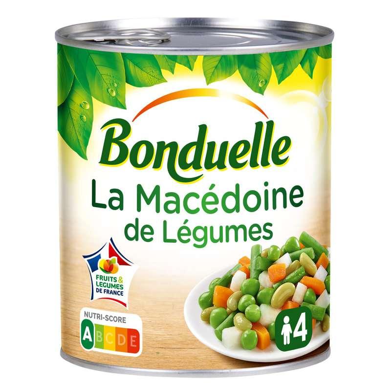 Macédoine de légumes, Bonduelle (530 g)
