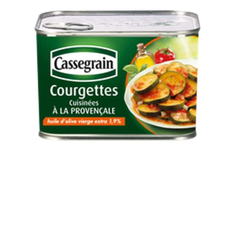 Courgette à la provencale, Cassegrain (660 g)