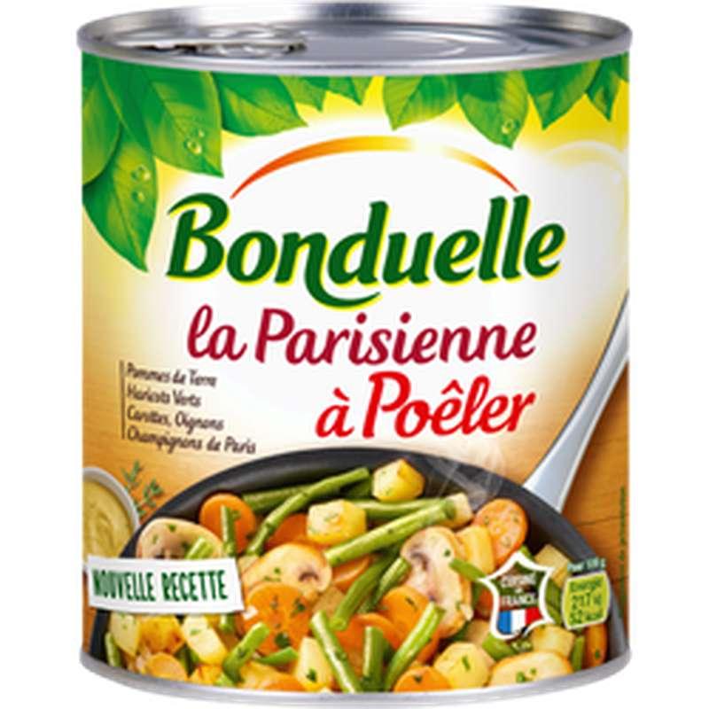 La Parisienne à Poêler, Bonduelle (600g)