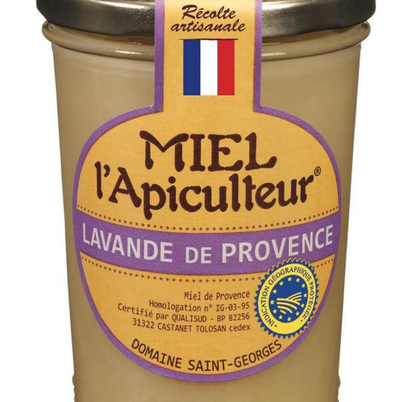 Miel lavande de Provence IGP, Miel l'apiculteur (500 g)