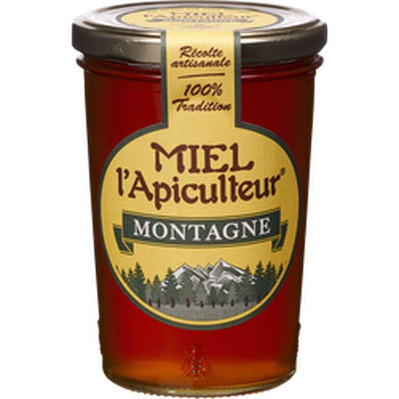 Miel Liquide de Montagne, Miel L'apiculteur (500 g)