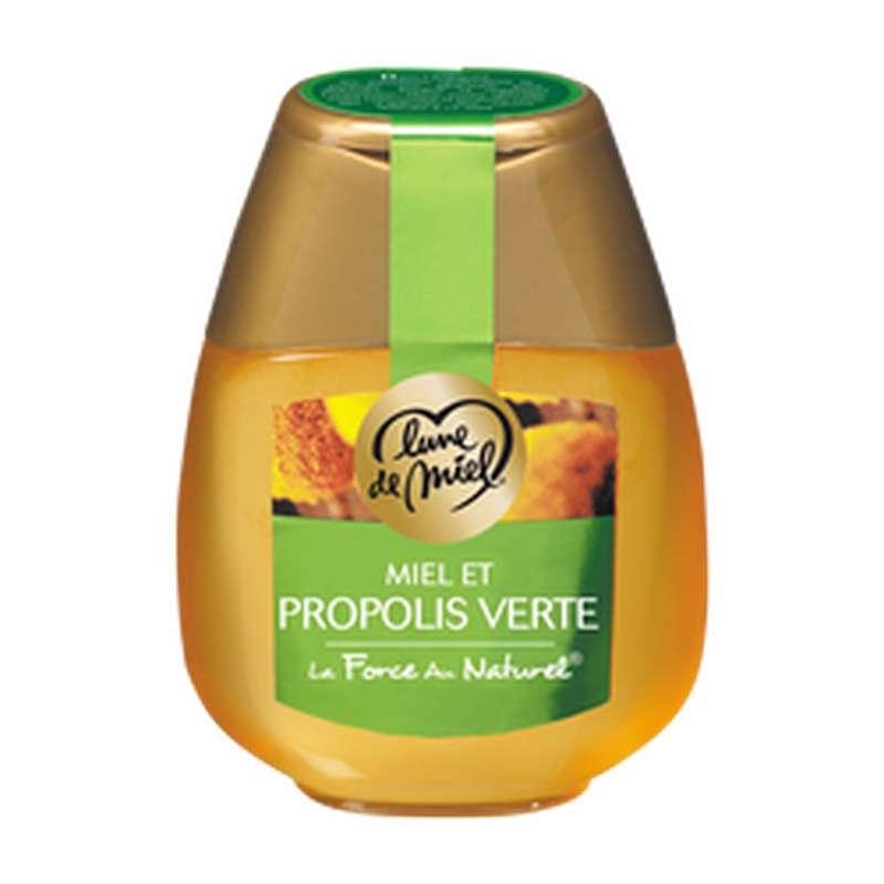 Miel crémeux à la propolis, Lune de Miel (250 g)