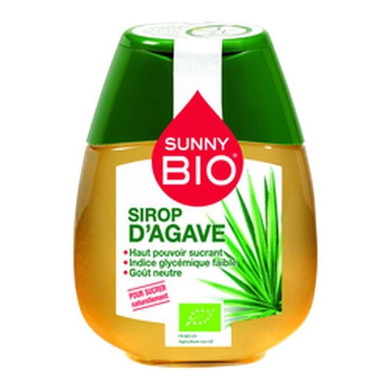 Sirop d'Agave doseur BIO, Sunny Bio (250 g)