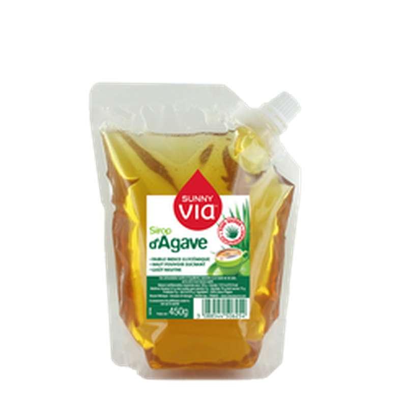 Sirop d'Agave en sachet, Sunny Via (450 g)