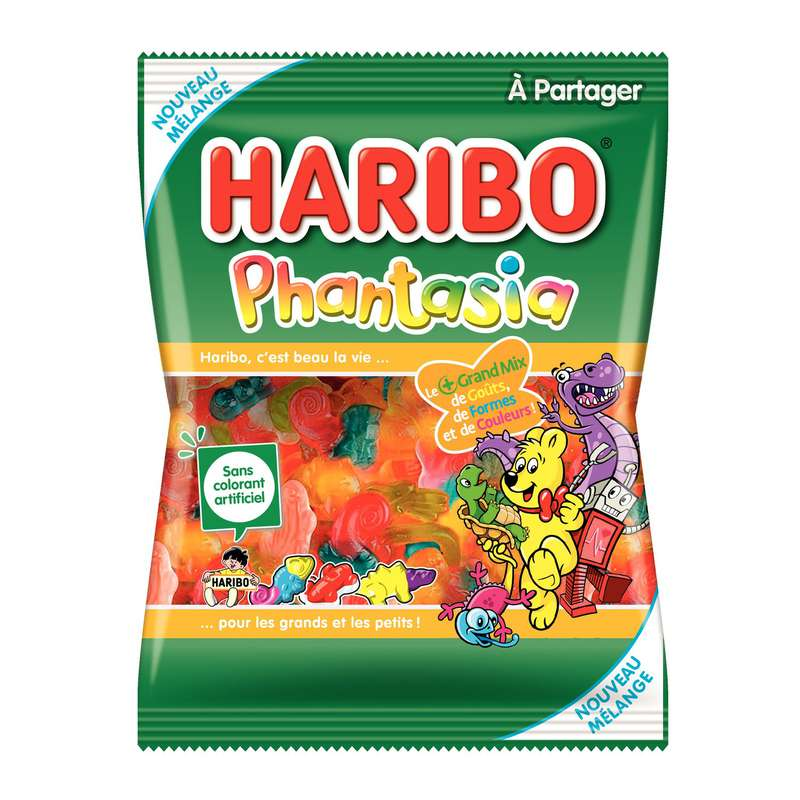 Bonbons Phantasia, Haribo (300 g)