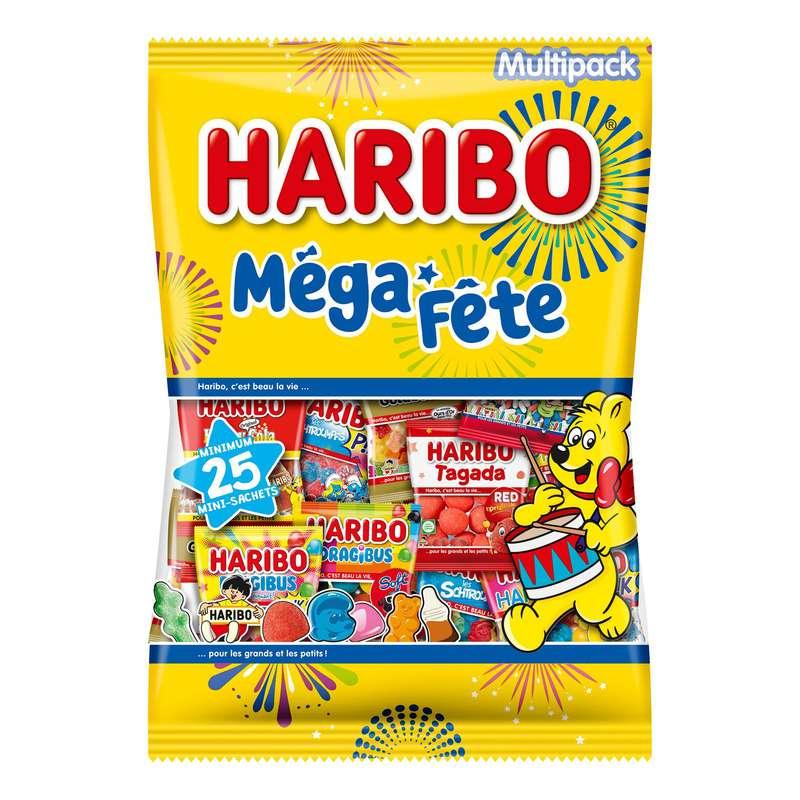 Bonbons assortiment, Haribo (1 kg)