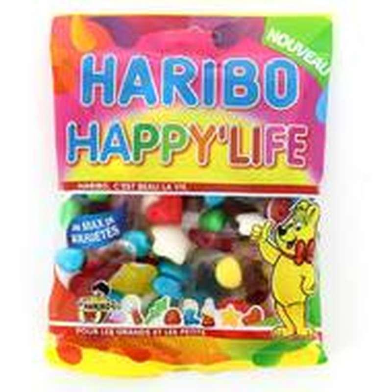 Bonbons Happy Life, Haribo (275 g)
