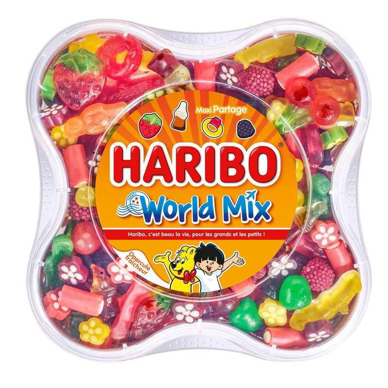 Bonbons World Mix, Haribo (750 g)