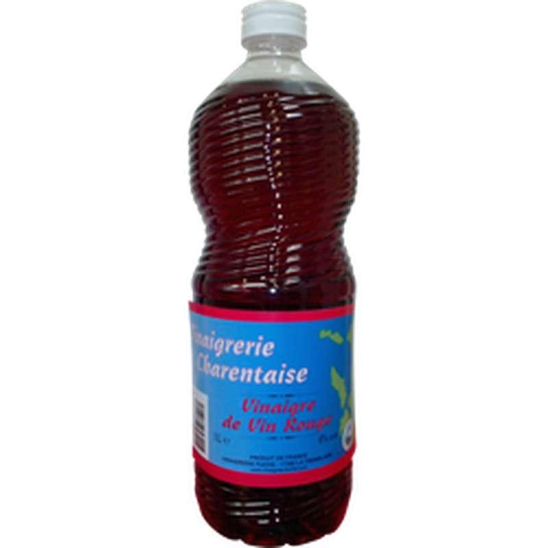 Vinaigre de vin rouge, Vinaigrerie Charentaise (1 L)