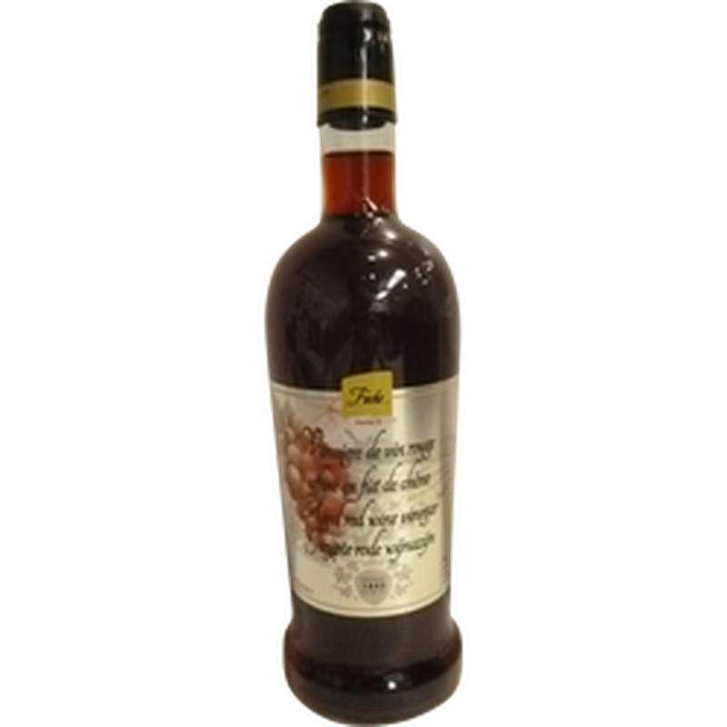 Vinaigre de vin rouge, Fuchs (75 cl)